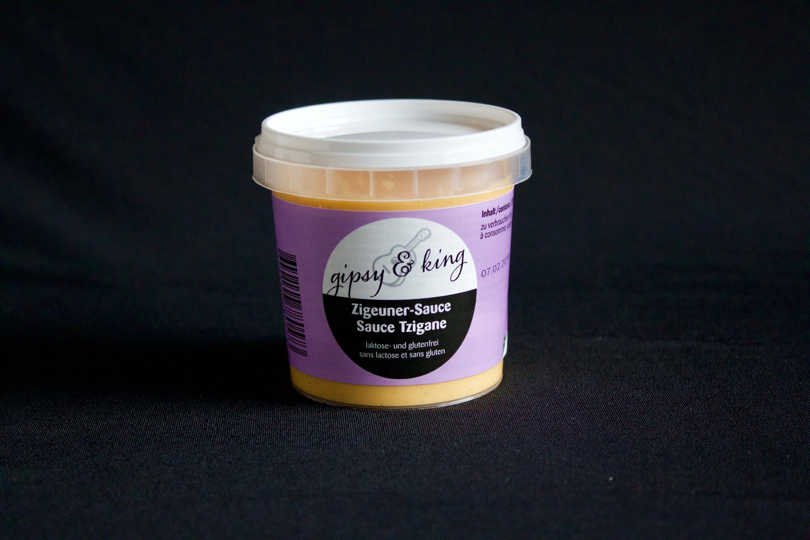 Zigeuner Sauce 125ml